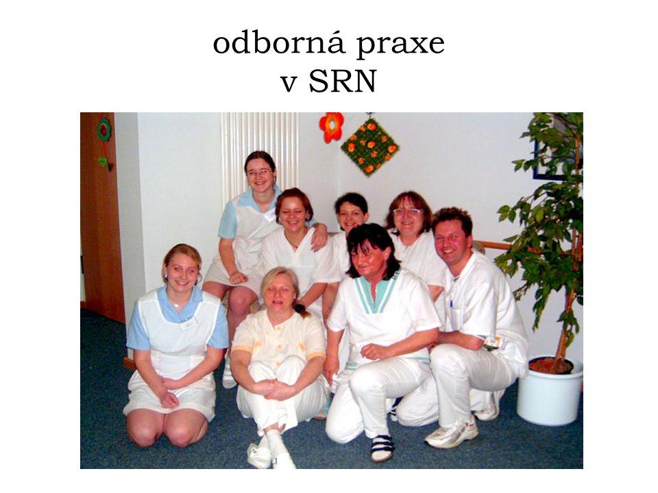 odborná praxe v SRN