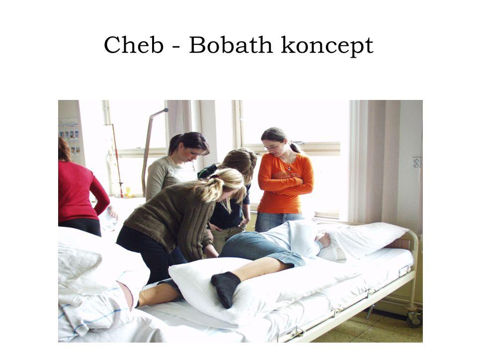 Cheb - Bobath koncept