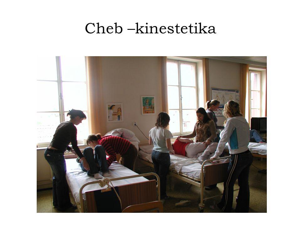 Cheb –kinestetika