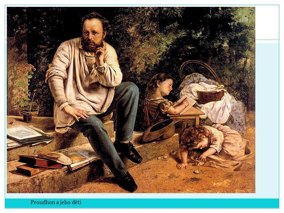 Proudhon a jeho děti