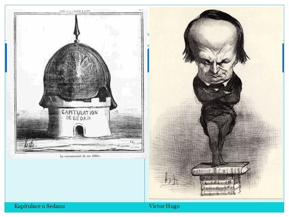 Kapitulace u Sedanu Victor Hugo