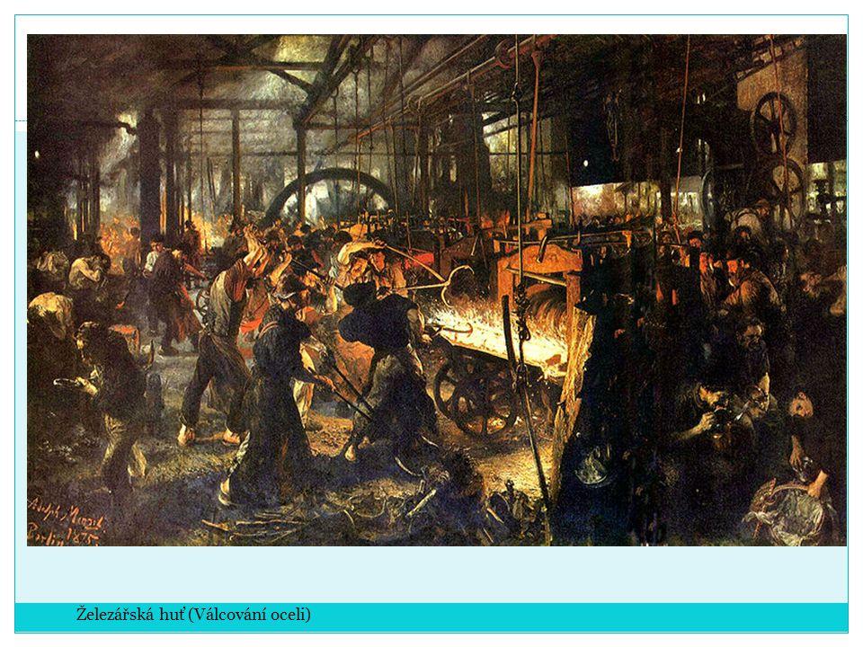 Železářská huť (Válcování oceli)
