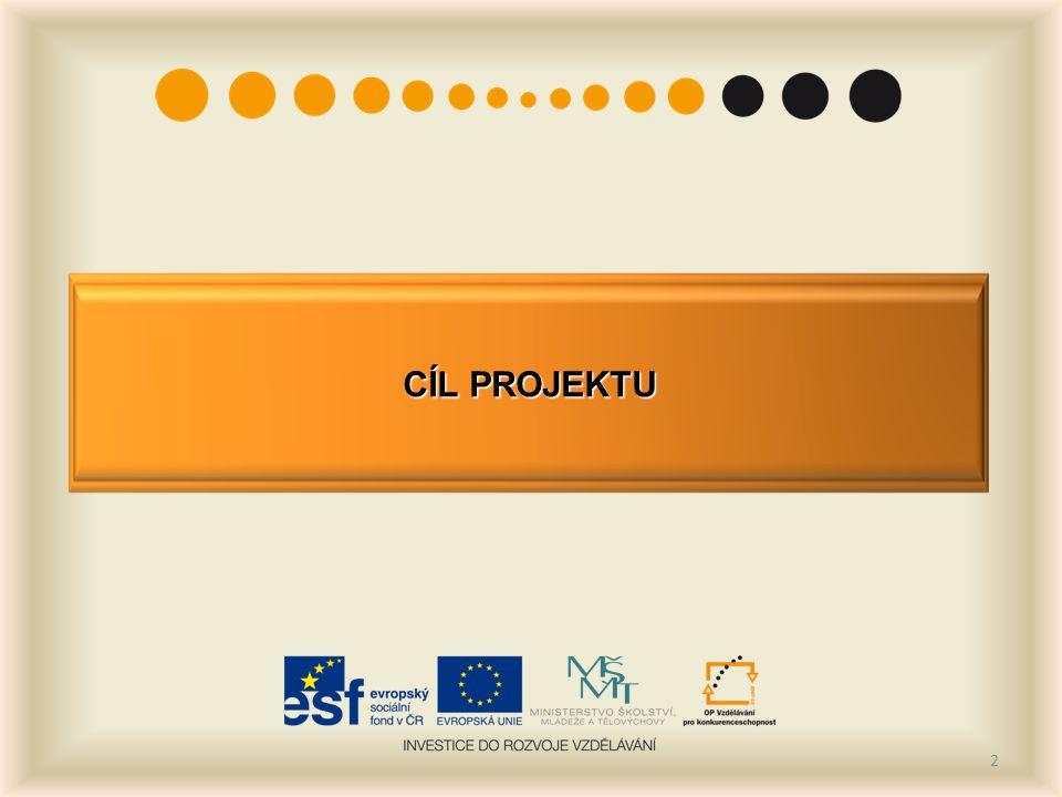 3 zvýšení kvality odborného profilu studenta - budoucího absolventa VFU Brno inovace praktické výuky rozšíření praktické výuky zvýšení efektivity praktické výuky 28 předmětů FVHE od 1.