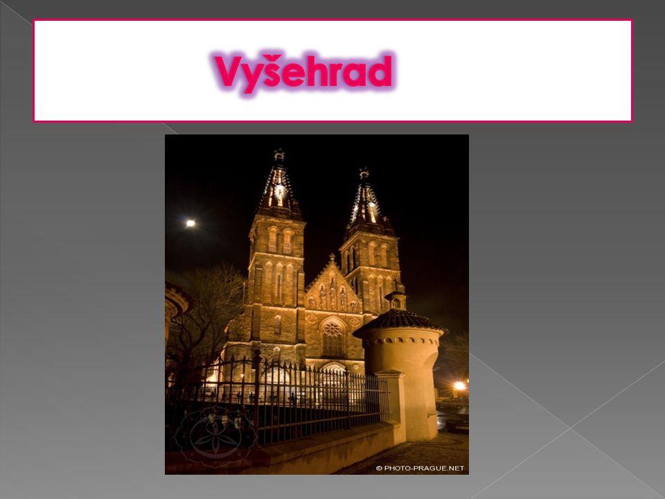 Vyšehrad  Pověst  Vznik asi v 10.stol Jako opevněné hradiště 1.panovníkem osídlujícím Vyšehrad byl Vratislav II.