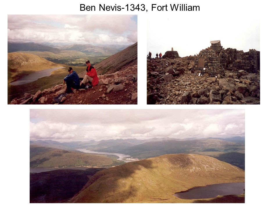 Ben Nevis-1343, Fort William