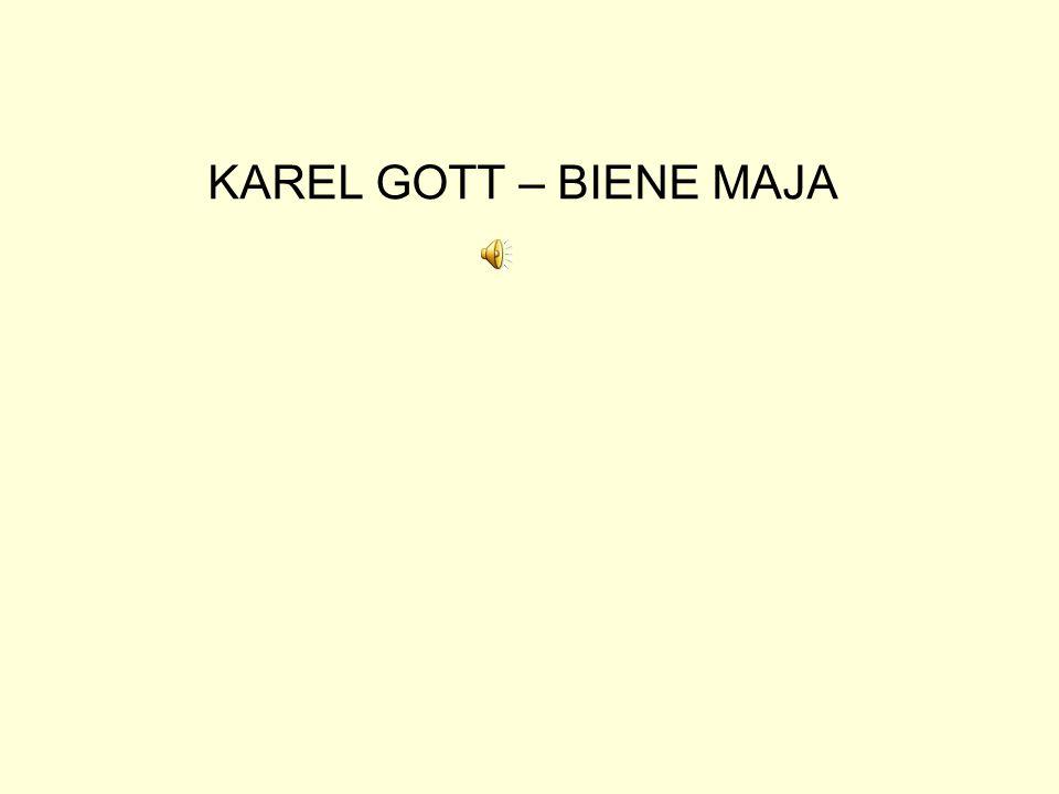 KAREL GOTT – BIENE MAJA