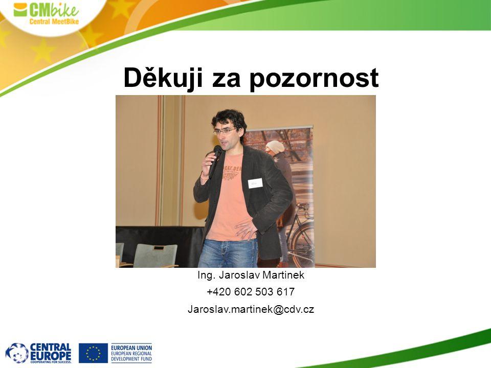 35 Děkuji za pozornost Ing. Jaroslav Martinek +420 602 503 617 Jaroslav.martinek@cdv.cz