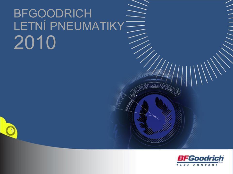 1 BFGOODRICH LETNÍ PNEUMATIKY 2010 1