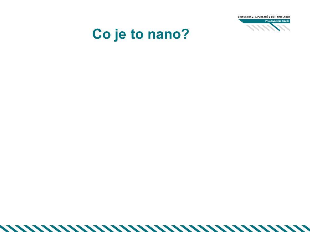 Co je to nano?