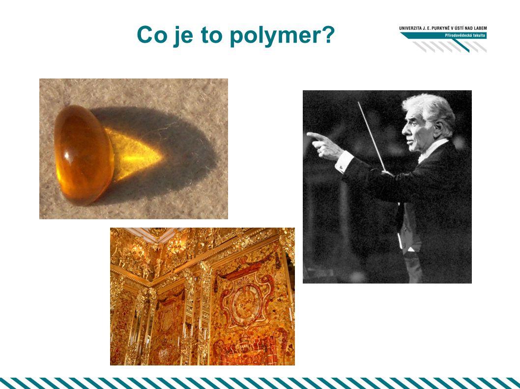Co je to polymer?
