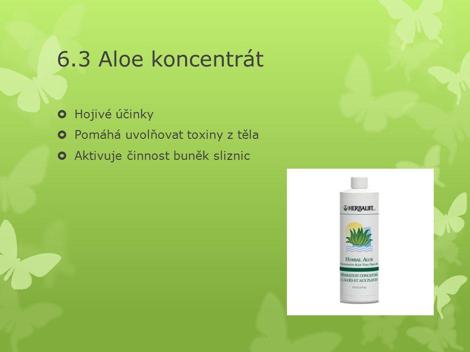 6.4 Rose ox  Neutralizuje volné radikály v našem těle  Zlepšuje činnost jednotlivých orgánů těla  Posilňuje imunitní systém  Zlepšuje činnost jaterních buněk