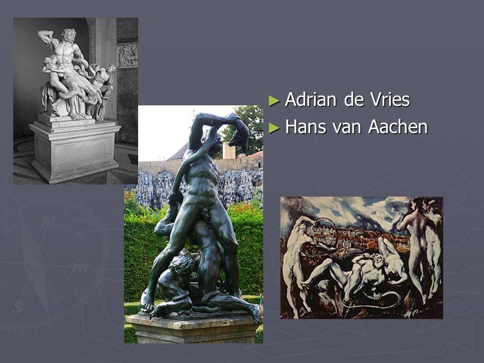 ► Adrian de Vries ► Hans van Aachen