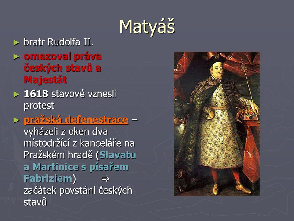 Matyáš ►b►b►b►bratr Rudolfa II.
