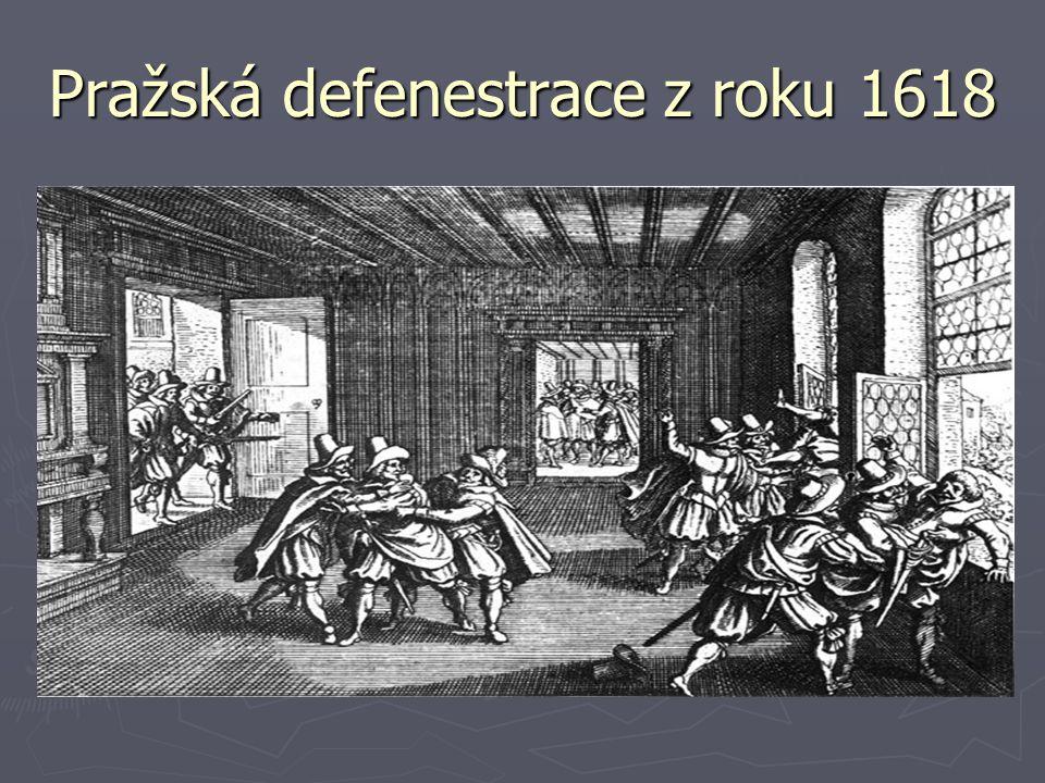 Pražská defenestrace z roku 1618