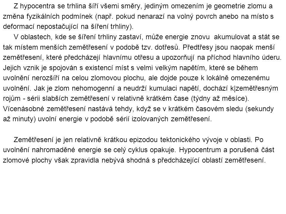 """Orogeneze a vývoj kontinentů Původ slova z řeckého """"oros a """"genesis ."""