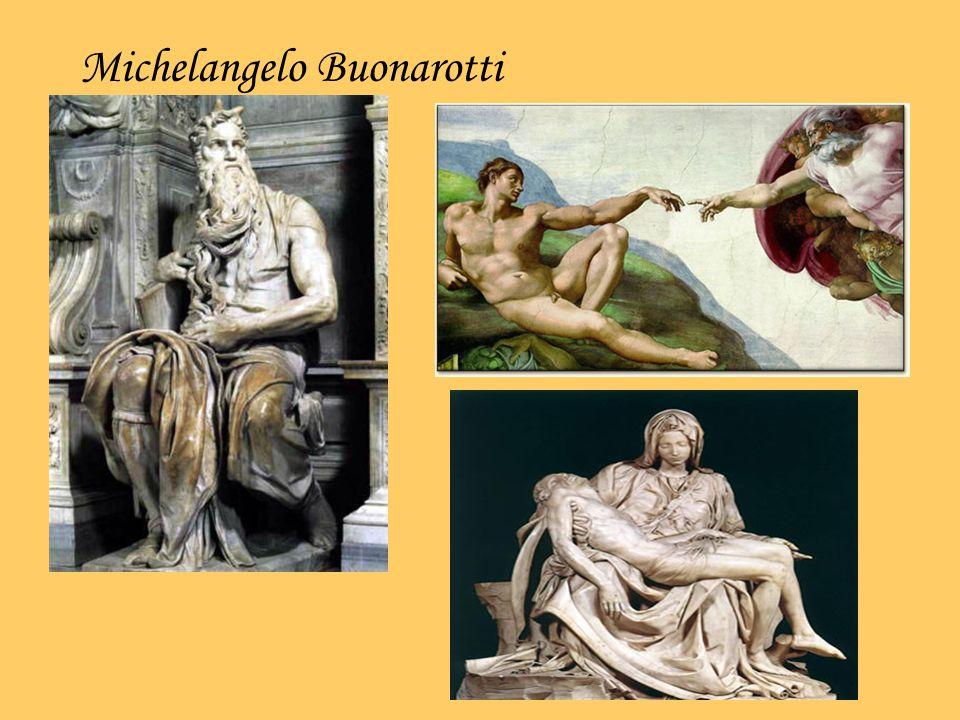 Michelangelova výzdoba Sixtinské kaple