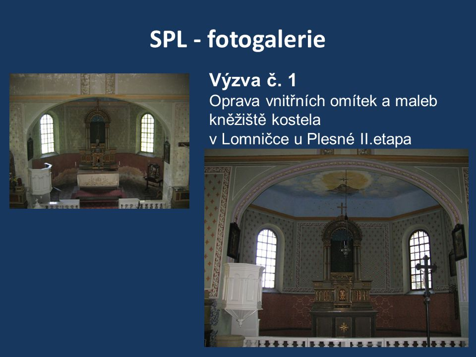 SPL - fotogalerie Výzva č.