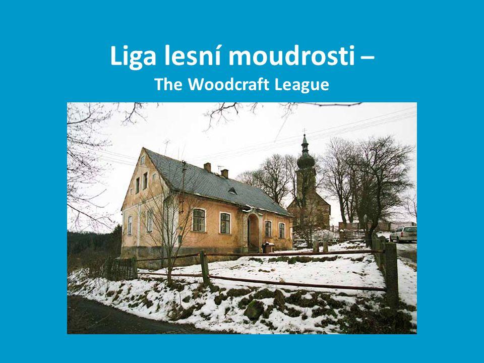 Liga lesní moudrosti – The Woodcraft League