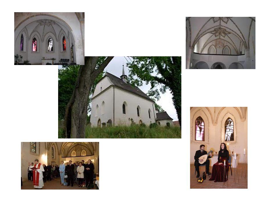 KOSTEL SVATÉ KATEŘINY Využití ŽÁDNÉ Stav kostela z hlediska stavebních /udržovacích prací HAVARIJNÍ