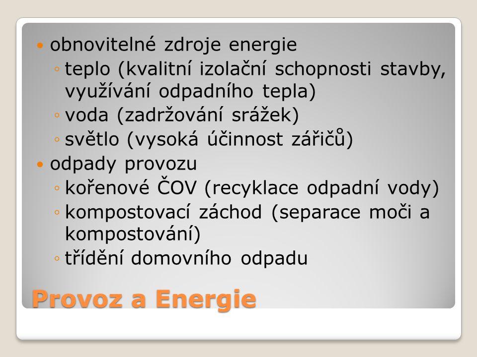 Centrum ekologických aktivit města Olomouce - SLUŇÁKOV