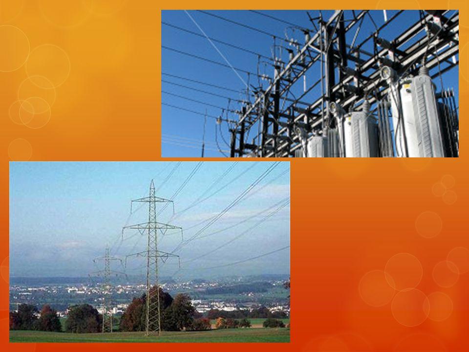 Slovo závěrem…  Máme 3 druhy elektráren, v každé se vyrábí energie pomocí alternátorů…  Při přenosu napětí dochází k jeho zvýšení a následně snížení…