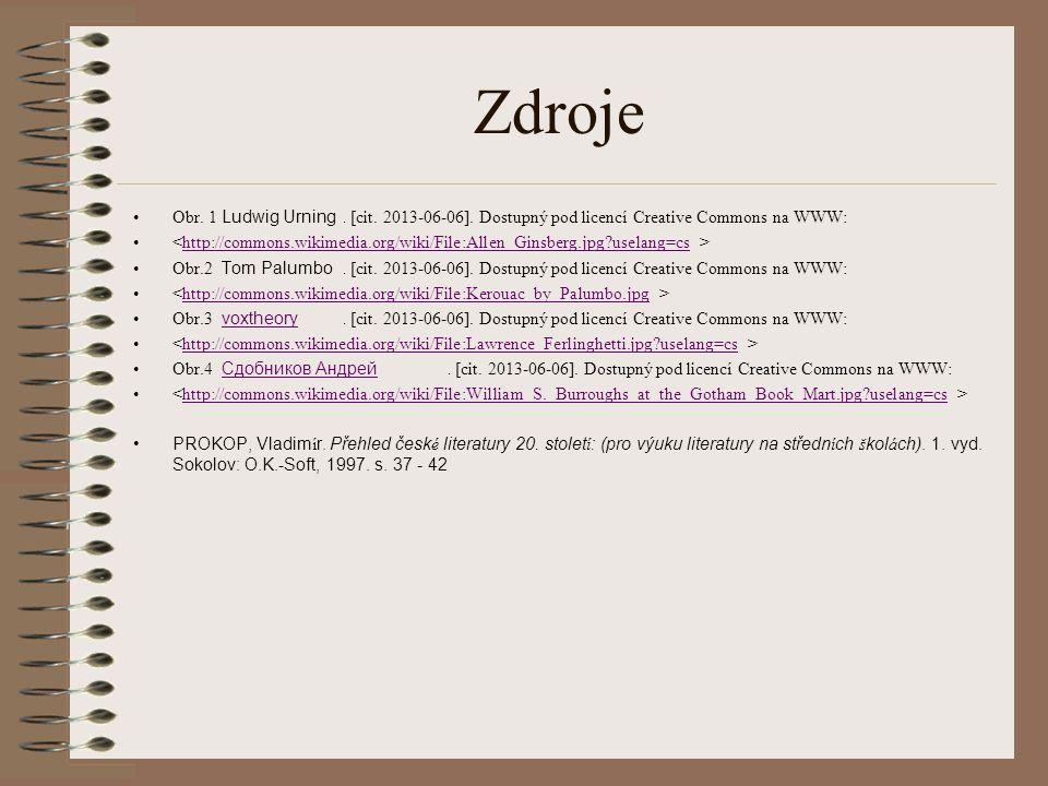 Zdroje Obr. 1 Ludwig Urning. [cit. 2013-06-06].