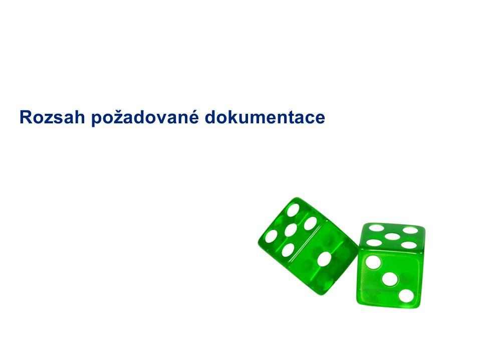 """9 © 2011 Deloitte Česká republika Rozsah požadované dokumentace Základní informace o službách (""""Narrative ) Smlouvy Popis metodiky stanovení sdílených nákladů (cost pool) Vyjmutí nákladů spojených s držbou společností (shareholder costs, viz příloha 2), """"case by case přístup Vyjmutí přímých úhrad (direct charges) Popis metodiky alokace sdílených nákladů (alokační klíče) Akceptace zjevně vhodných alokačních klíčů Požadavek na aplikaci shodného alokačního klíče v případě jedné služby poskytované více příjemcům Doložení souladu s principem tržního odstupu Metoda srovnatelné nezávislé ceny Mark-up (typicky v rozmezí 3 – 10 %), primárním požadavkem je správně definovaná nákladová báze"""