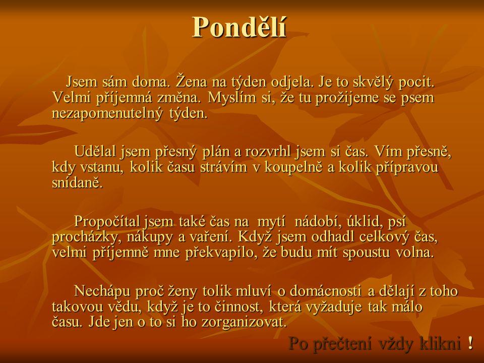 DENÍK Zpívá F. Nedvěd.