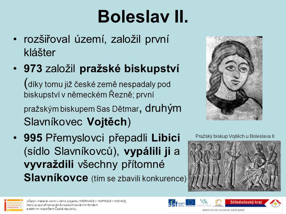 Oldřich po smrti Boleslava II.