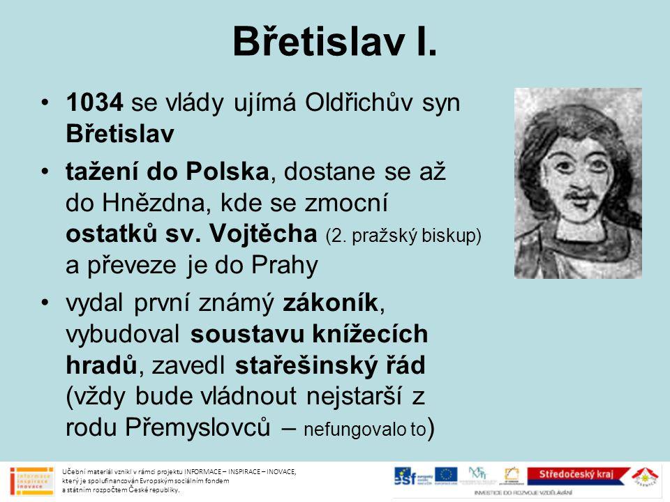 Zdroje – obrázky Boleslav I.