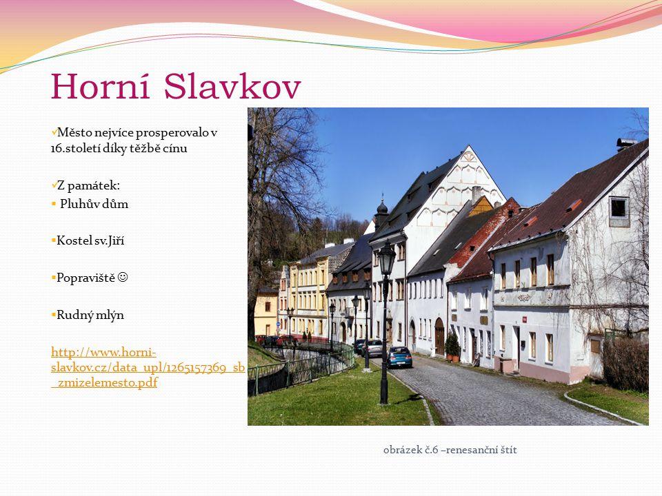 Loket V objektu hradu docházelo k průběžným přestavbám Dobře patrný je:  Šlikovský archiv  Hradní věž obrázek č.7 –renesanční nástavba šlikovského archivu