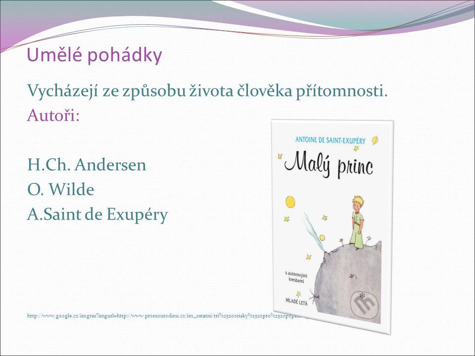 Sběratelé pohádek: Karel J. Erben Božena Němcová J.Š.
