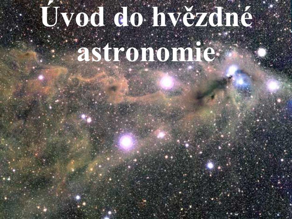 Úvod do hvězdné astronomie