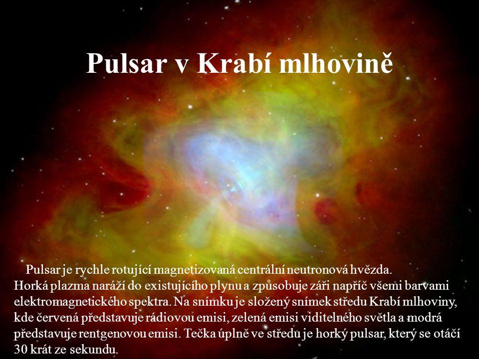 Proměnné hvězdy Některé hvězdy svou jasnost periodicky nebo i nepravidelně mění. Takovým hvězdám říkáme proměnné. Proměnnost je způsobena tím, že hvěz