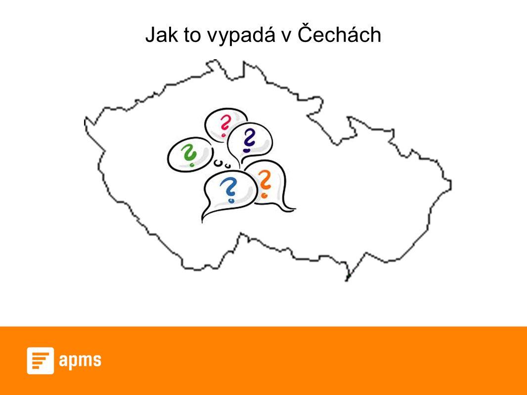 Jak to vypadá v Čechách