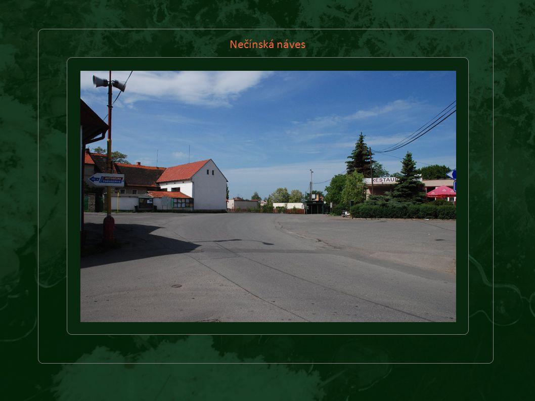 Projekt – Cesty venkova