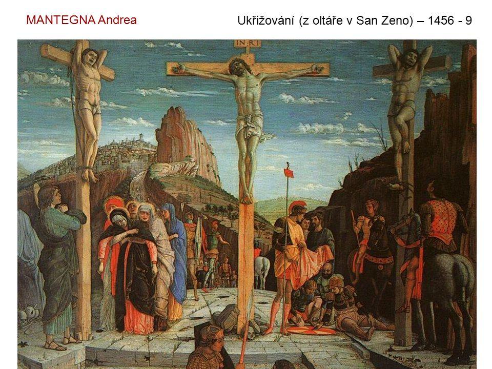 PIERO Della Francesca Pokání svatého Jeronýma - 1450