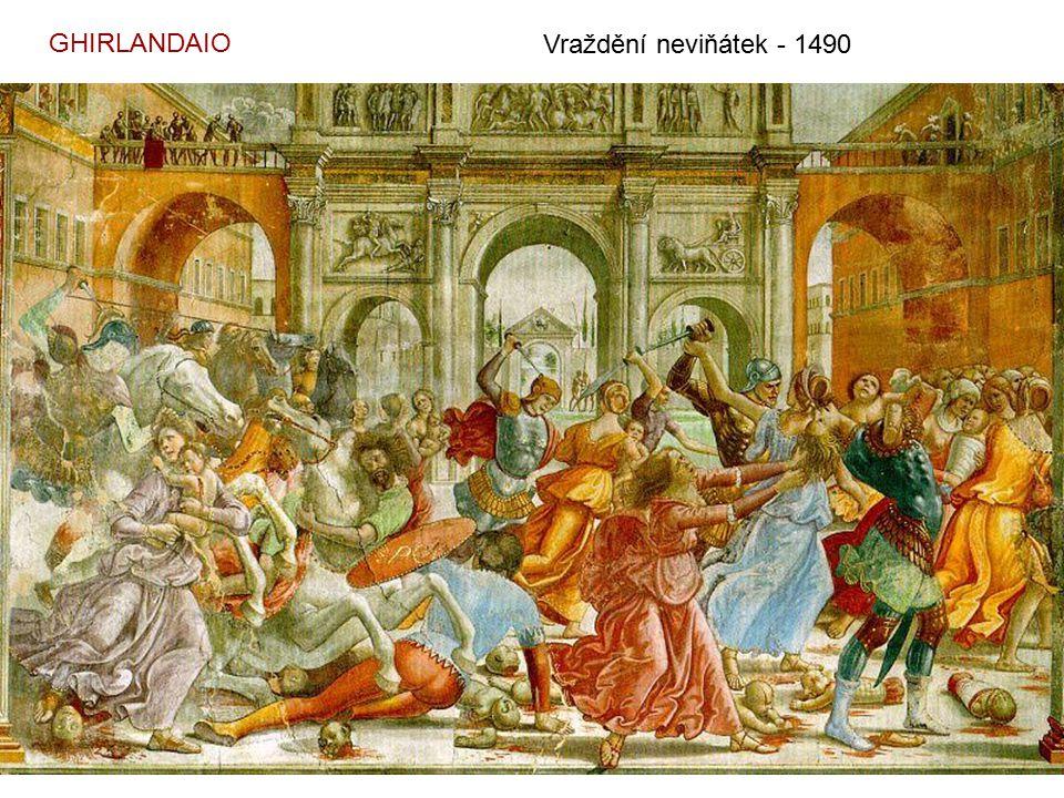 ANGELICO Fra Zvěstování - 1432