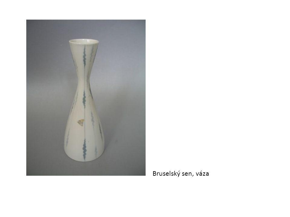 Bruselský sen, váza