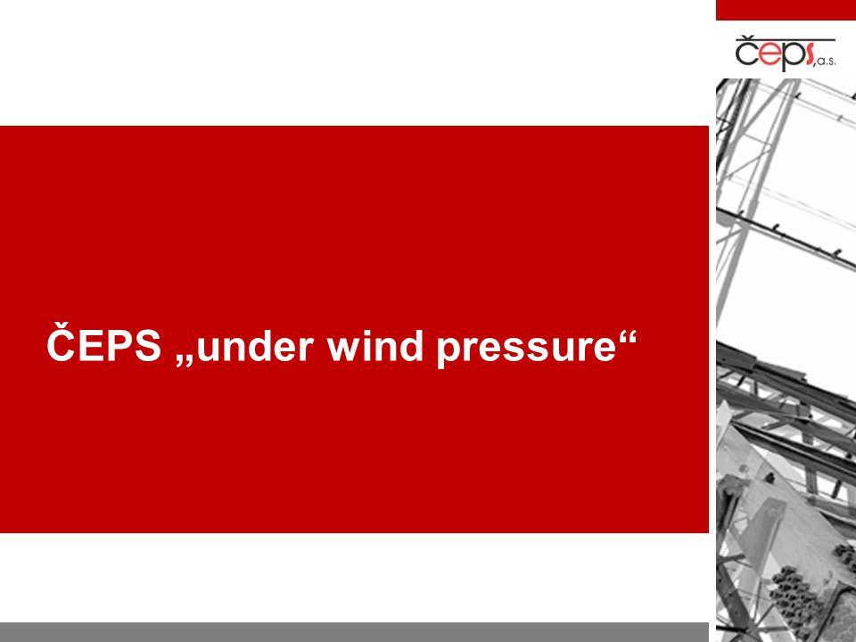"""ČEPS """"under wind pressure"""""""