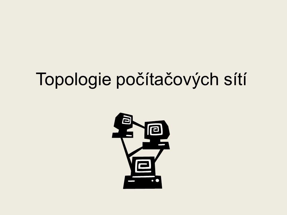 Topologie počítačových sítí