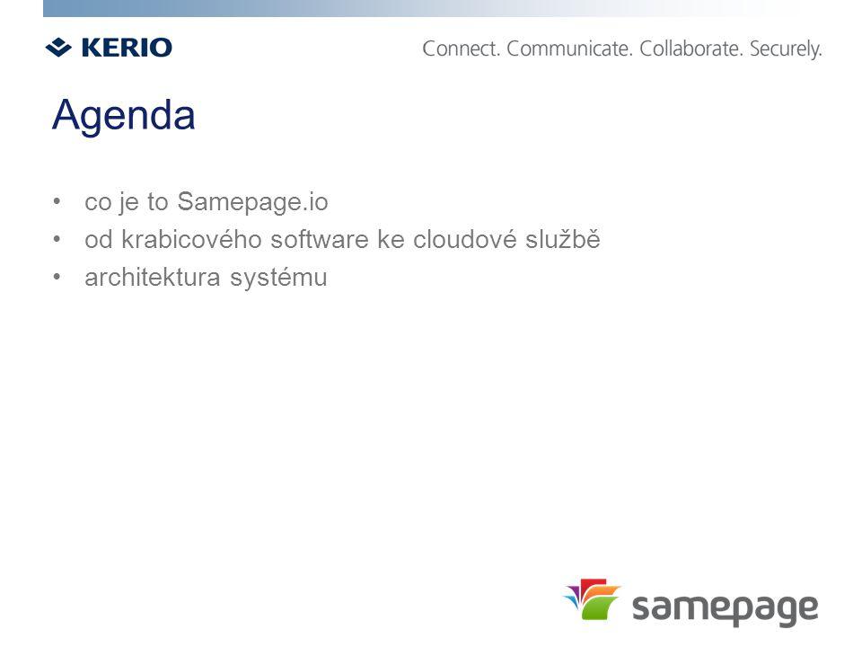Co je to Samepage.io?