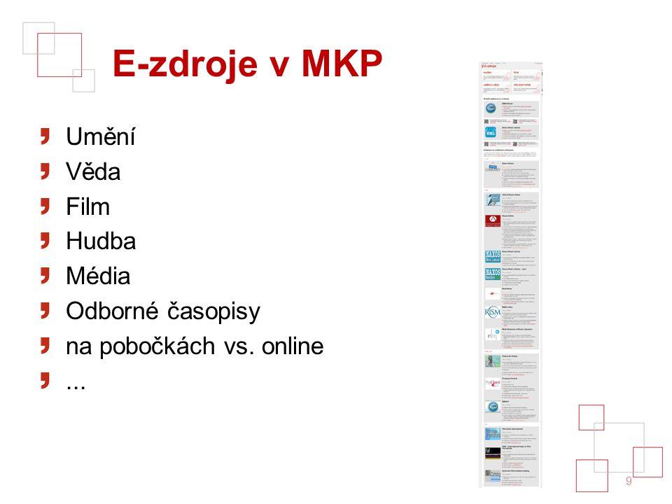 E-knihy: kdo hledá, najde. 20