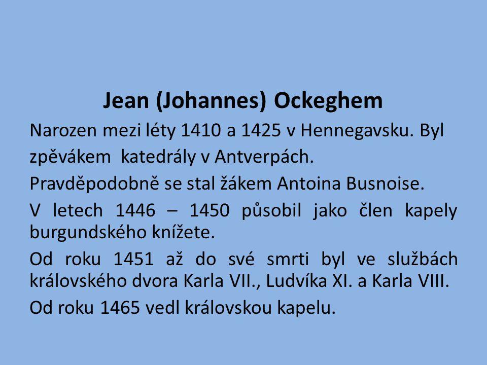 Literatura 1.Hrčková, Naďa: Dějiny hudby I.