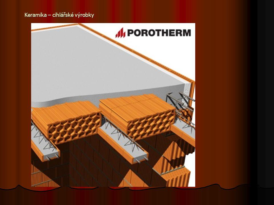 hurdiska keram. trámeček separační vrstva tepelná izolace nadbetonávka Strop HURDIS