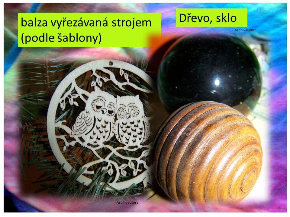 ©c.zuk balza vyřezávaná strojem (podle šablony) Archiv autora Dřevo, sklo