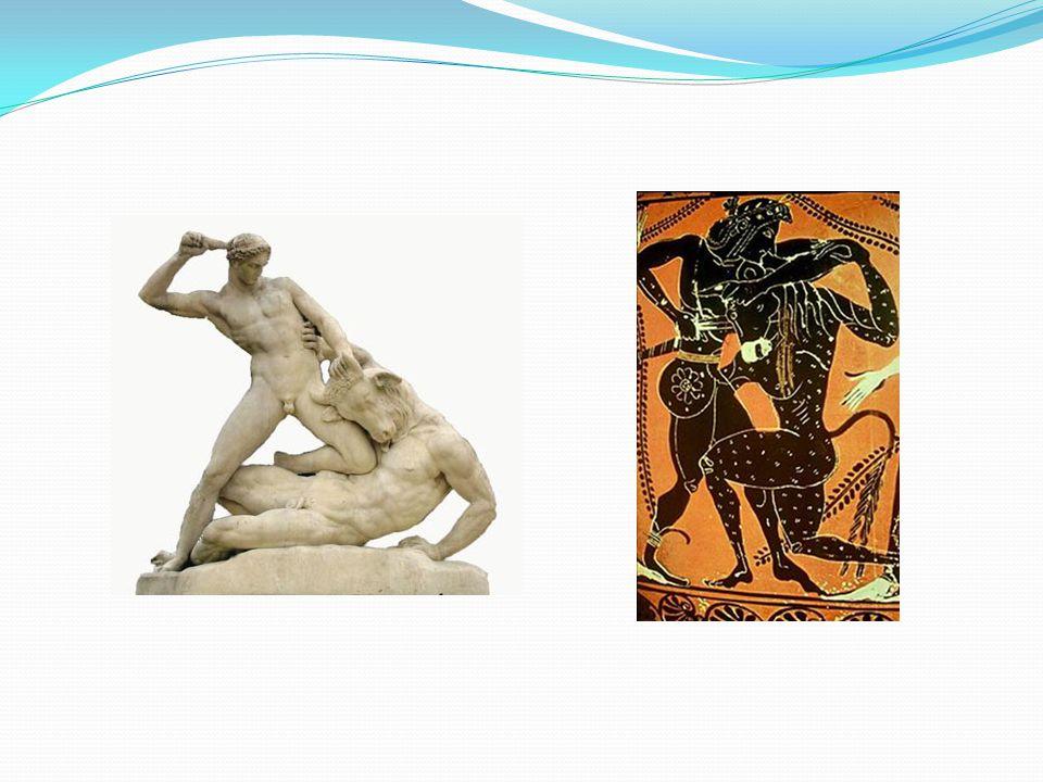 Co uctívali? Kult býka + uctívali bohyni matku – vládkyně lidí, zvířat a rostlin