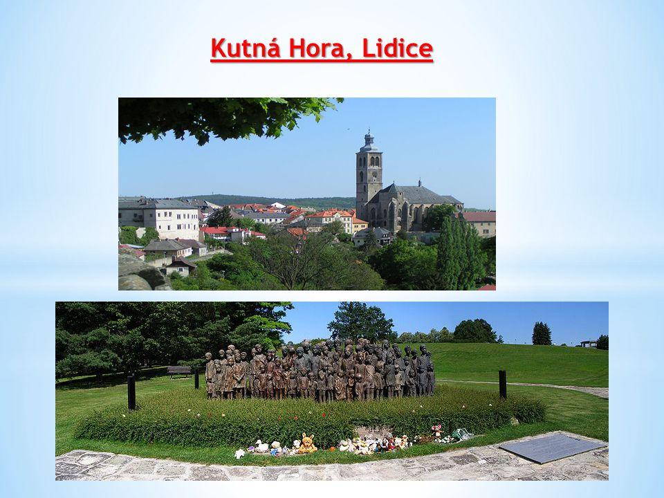 Kutná Hora, Lidice