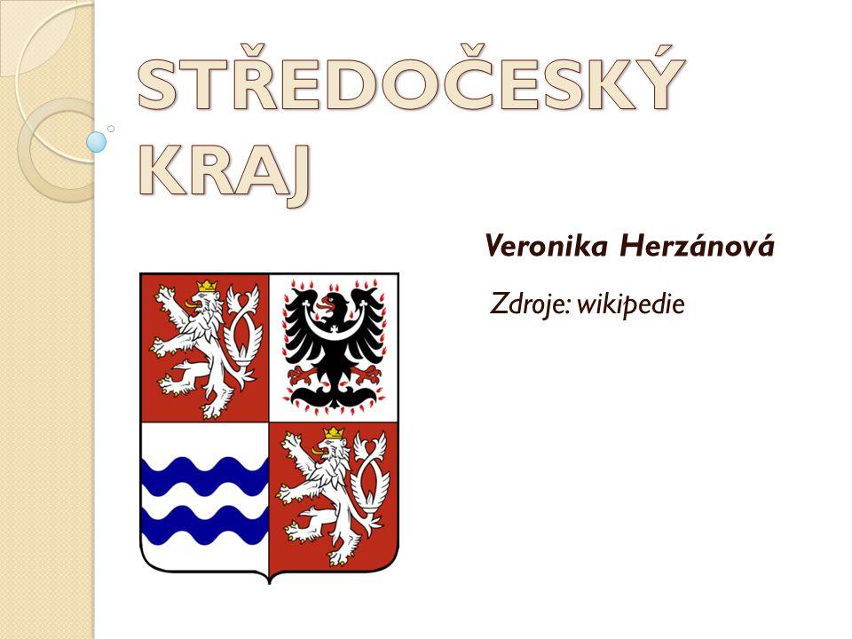 Obecně  vnitrozemský kraj, své sídlo nemá umístěno na svém území, nýbrž v Praze  největší kraj rozlohou, 4.