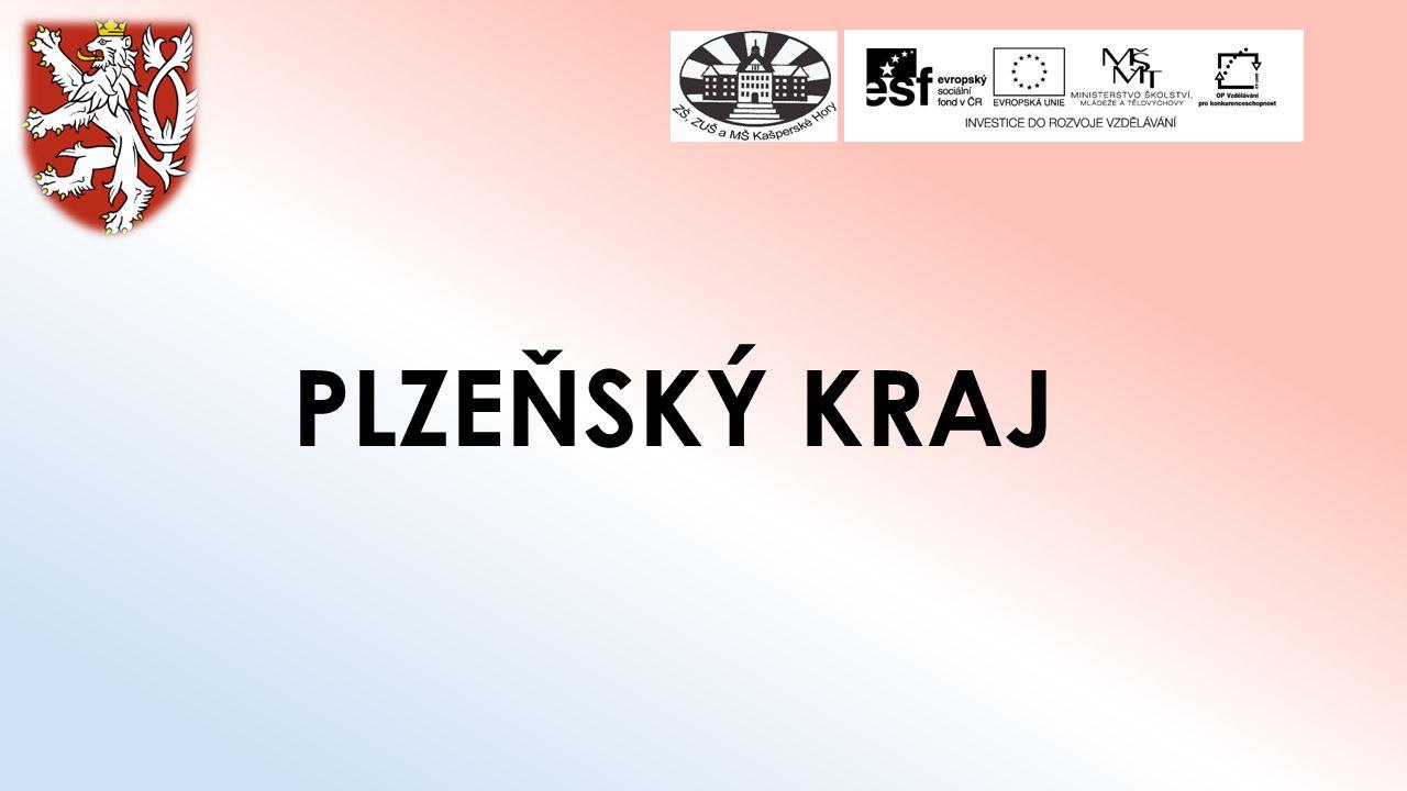 Základní údaje Rozloha: 7561 km² Počet obyvatel: 571 709 Krajské město: Plzeň Nejvyšší bod: Velká Mokrůvka (1370m) [1][1]